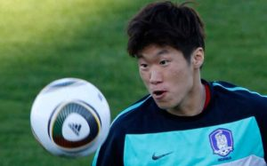 Park Ji-Sung to be first South Korean to carry Olympic Games flame