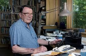 Richard Wilbur, Poet Laureate and Pulitzer Winner, Dies at 96