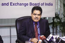 SEBI chief Ajay Tyagi