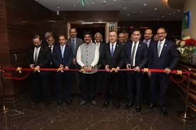 Shri Dharmendra Pradhan inaugurated Saudi Aramco India Office