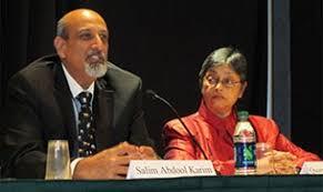 South African Indian-origin coupleSalim Abdool Karim and Quarraisha Abdool Karim wins top US award for AIDS research