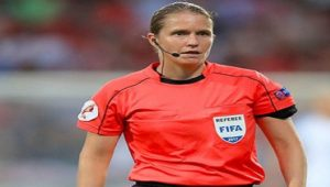 Staubli to become first female referee to officiate at U-17 World Cup