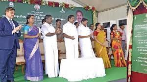 Tamil Nadu CM lays foundation stone for Rs 198 cr aerospace park