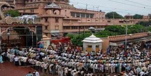 UP declares Vrindavan, Barsana as sacred sites