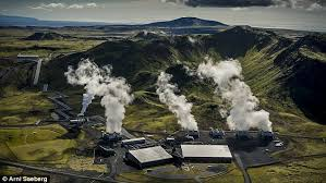 World's first 'negative emissions' power plant in Iceland