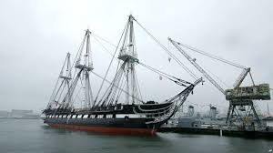 """World's oldest warship """"USS Constitution"""" sailing again"""