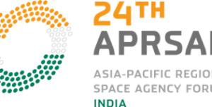 24th meeting of the Asia Pacific Regional Space Agency (APRSAF-24) forum held in Bengaluru