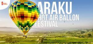 Andhra Pradesh hosting its first ever hot-air balloon festival