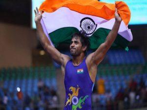 Asian champion Bajrang Punia and Vinod Kumar bags silver U-23 World Wrestling Championship