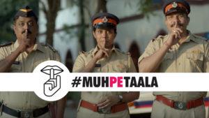 Axis Bank and Mumbai Police Launch new Campaign #MuhPeTaala