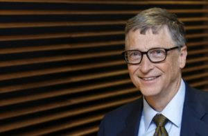 Bill Gates elected as foreign academician of Chinese Academy of Engineering (CAE)