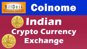 BillDesk launches cryptocurrency exchange Coinome in India