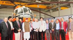 First Heli Expo India & International Civil Helicopter Conclave in New Delhi