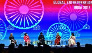 Global Entrepreneurship Summit 2017 held in Hyderabad, India
