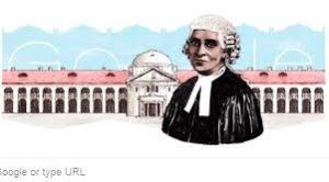 Google Doodle celebrates 151st Birthday of India's First Female Advocate Cornelia Sorabji
