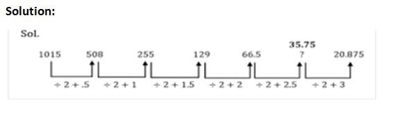 IBPS Clerk Prelim Test - Quants Day 2 Q4