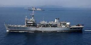 INS Sarvekshak reaches Dar-Es-Salaam for hydrographic survey