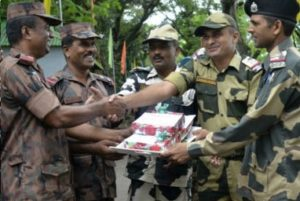 India Bangladesh joint military combat exercise Sampriti begins in Meghalaya