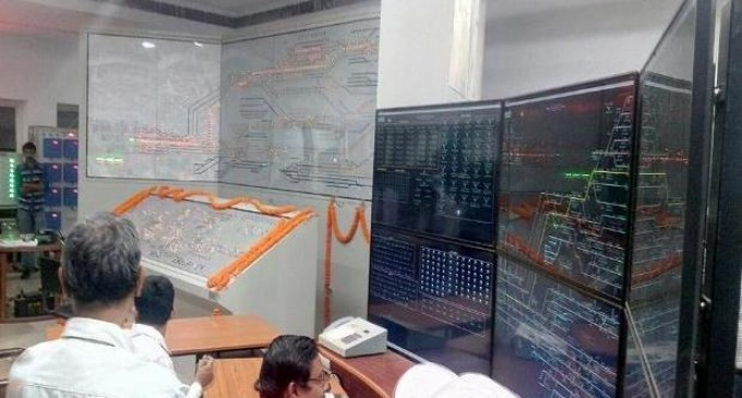 Indian Railways installs Asia's largest Solid State Interlocking (SSI) in Kharagpur