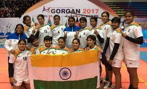 Indian men's and women's teams win 2017 Asian Kabaddi Championship