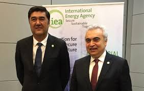 International Energy Agency (IEA) Ministerial meeting held in Paris