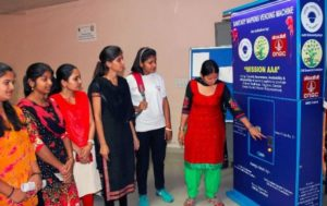 Kerala government launched 'She Pad' scheme for school girls in Kerala