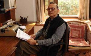 Legendary Hindi Poet Kunwar Narain passes away at 90