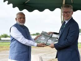 PM Modi inaugurated Rice Field laboratory in Manila named after him