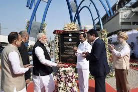 PM Modi inaugurates Hyderabad Metro Rail