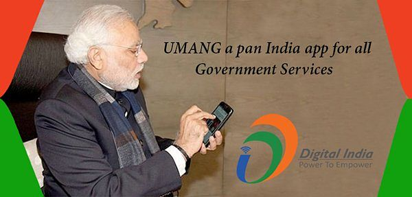 PM Modi launches UMANG app for government services