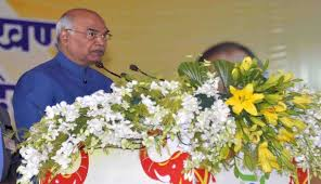 President Ram Nath Kovind launches schemes worth Rs 3,455 crore in Jharkhand