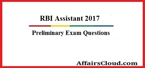 RBI-assistant-2017-prelim-exam-questions