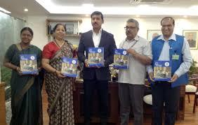 Rajyavardhan Rathore releases the India Youth Development Index and Report 2017