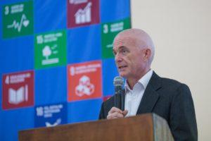 UN names Knut Ostby as new Myanmar resident coordinator