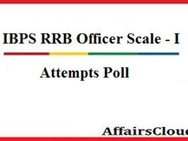 ibps-rrb-os-1-attempts poll