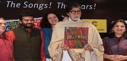 The film Songs book launched'