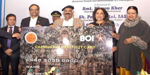 Smart city card