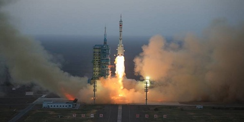 China successfully launches remote sensing satellites