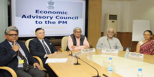 Economic Advisory Council to the Prime Minister (EAC PM) holds its third meeting in New Delhi