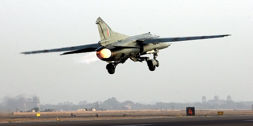 IAF bids farewell to MiG-27 ML Bahadur