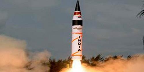 AAD Interceptor Missile off Odisha