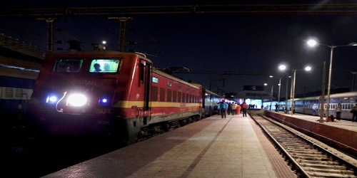 Indian Railways plans to make all stations 100% LED lit by March 31, 2018