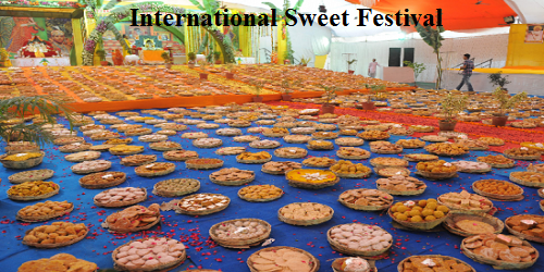 International Sweet Festival to be held in Hyderabad