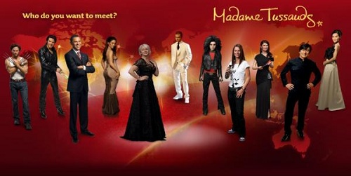 Madame Wax Museum