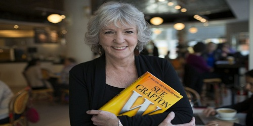 Mystery writer Sue Grafton passes away