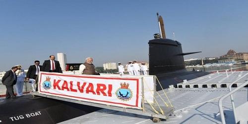 INS Kalvari