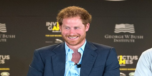 Prince Harry named President of African Parks
