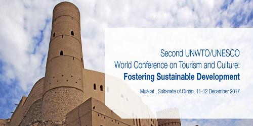UNWTO UNESCO world conference