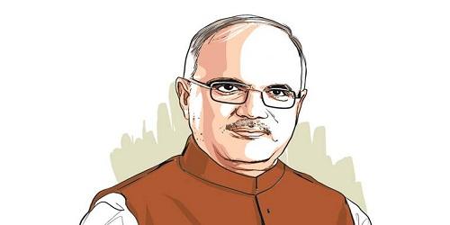 Vinay Sahasrabuddhe named as ICCR President.jpg
