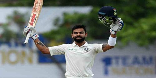 Virat Kohli becomes first captain to score six double ton